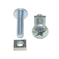 Gutter Bolt and Nut
