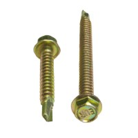 TEK Screw Hex Head Coarse Thread